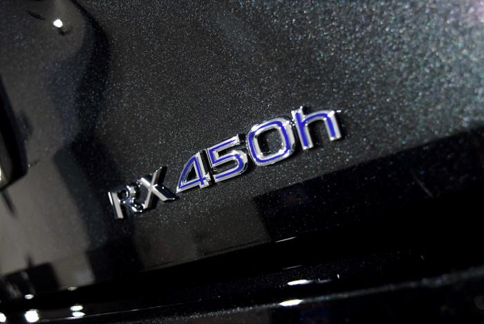 レクサスRX-14